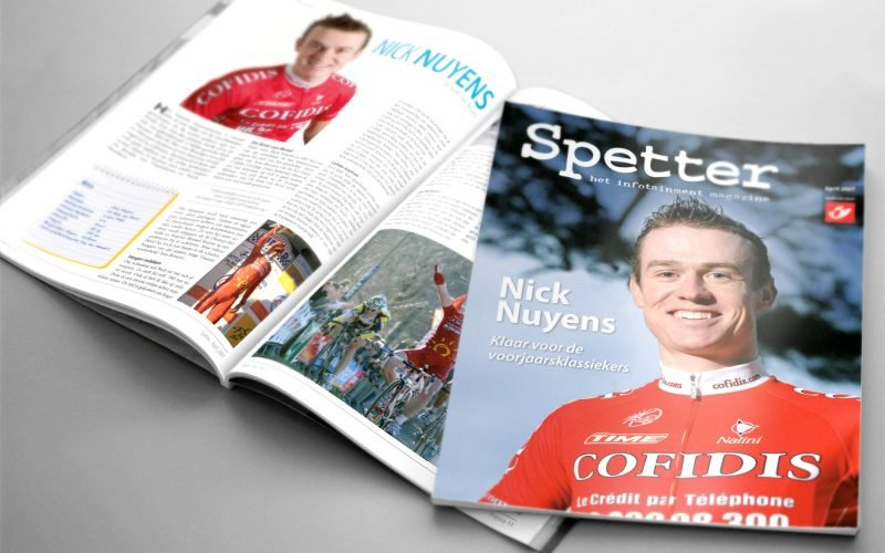 Spetter magazine